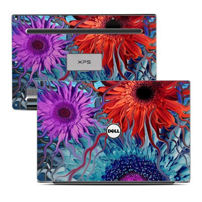 Dell XPS 13 (9343) Skin - Deep Water Daisy Dance