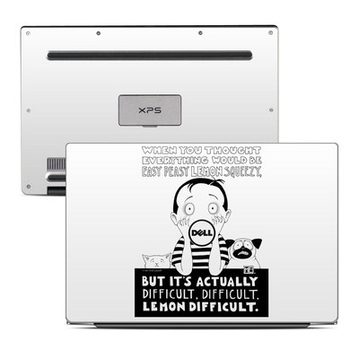 Dell XPS 13 (9343) Skin - Easy Peasy
