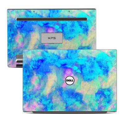 Dell XPS 13 Laptop Skin - Electrify Ice Blue