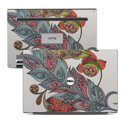 Dell XPS 13 (9343) Skin - Feather Flower