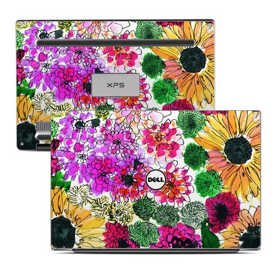 Dell XPS 13 Laptop Skin - Fiore