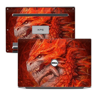 Dell XPS 13 (9343) Skin - Flame Dragon