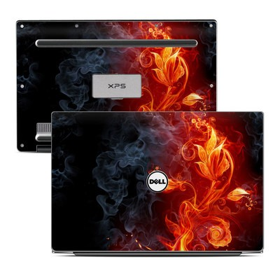 Dell XPS 13 (9343) Skin - Flower Of Fire