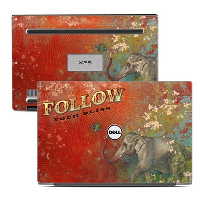Dell XPS 13 (9343) Skin - Follow Your Bliss