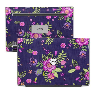 Dell XPS 13 (9343) Skin - Folk Floral