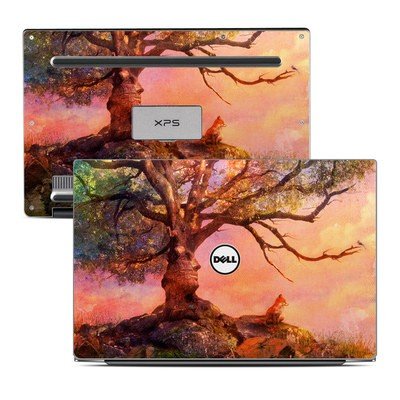 Dell XPS 13 Laptop Skin - Fox Sunset