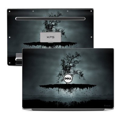Dell XPS 13 Laptop Skin - Flying Tree Black