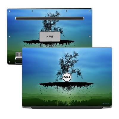 Dell XPS 13 Laptop Skin - Flying Tree Blue