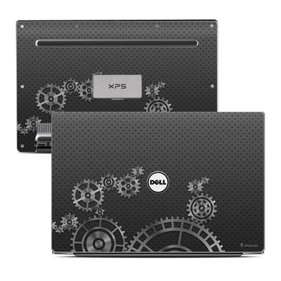Dell XPS 13 Laptop Skin - Gear Wheel