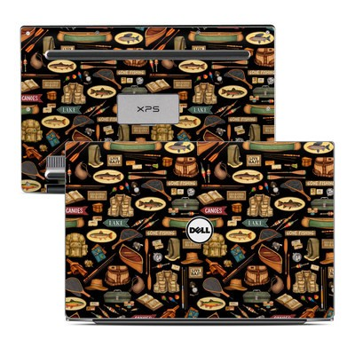 Dell XPS 13 (9343) Skin - Gone Fishing