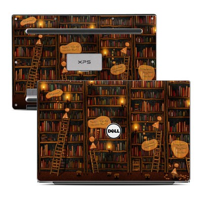 Dell XPS 13 Laptop Skin - Google Data Center