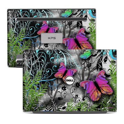 Dell XPS 13 (9343) Skin - Goth Forest