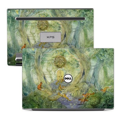 Dell XPS 13 (9343) Skin - Green Gate