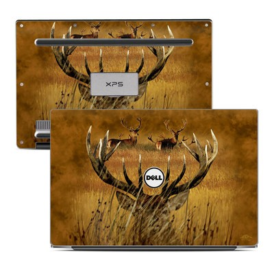 Dell XPS 13 Laptop Skin - Hiding Buck