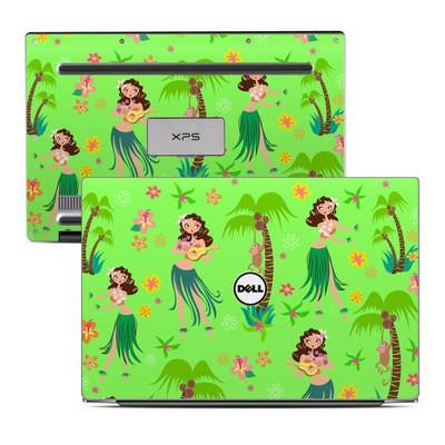 Dell XPS 13 Laptop Skin - Hula Honey