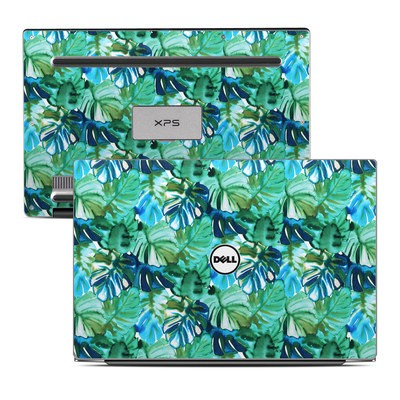 Dell XPS 13 Laptop Skin - Jungle Palm