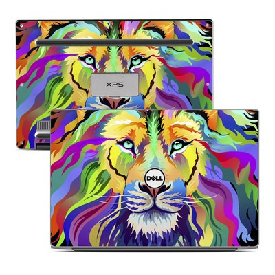 Dell XPS 13 Laptop Skin - King of Technicolor