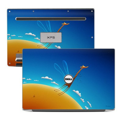 Dell XPS 13 Laptop Skin - Learn to Fly