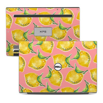 Dell XPS 13 Laptop Skin - Lemon