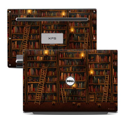 Dell XPS 13 Laptop Skin - Library