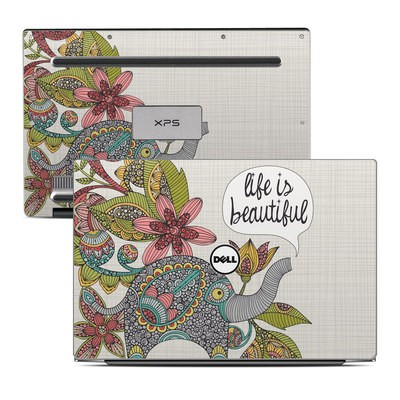 Dell XPS 13 (9343) Skin - Life is Beautiful