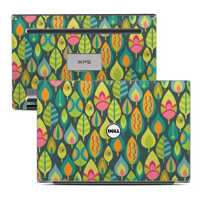 Dell XPS 13 Laptop Skin - Little Leaves