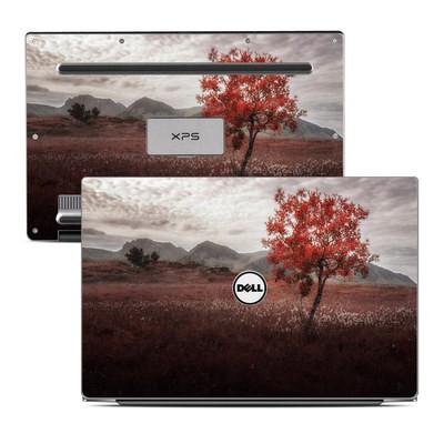 Dell XPS 13 Laptop Skin - Lofoten Tree