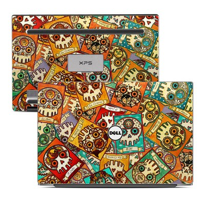 Dell XPS 13 Laptop Skin - Loteria Scatter