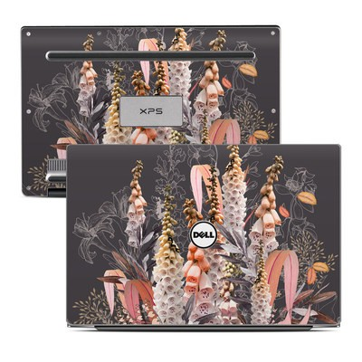 Dell XPS 13 (9343) Skin - Lupines Chocolate