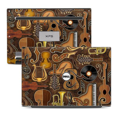 Dell XPS 13 Laptop Skin - Music Elements