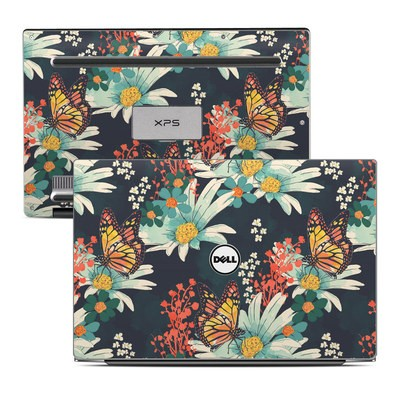 Dell XPS 13 Laptop Skin - Monarch Grove