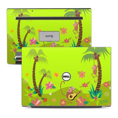 Dell XPS 13 Laptop Skin - Monkey Melody