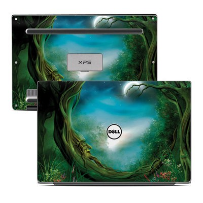 Dell XPS 13 (9343) Skin - Moon Tree