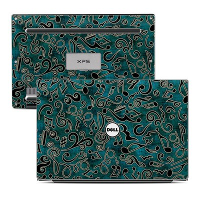 Dell XPS 13 (9343) Skin - Music Notes