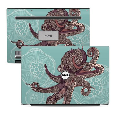 Dell XPS 13 (9343) Skin - Octopus Bloom