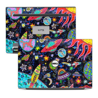 Dell XPS 13 (9343) Skin - Out to Space