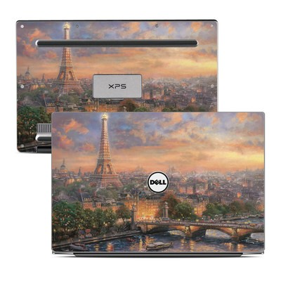 Dell XPS 13 Laptop Skin - Paris City of Love