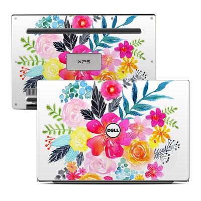 Dell XPS 13 (9343) Skin - Pink Bouquet