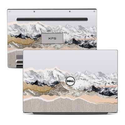 Dell XPS 13 (9343) Skin - Pastel Mountains