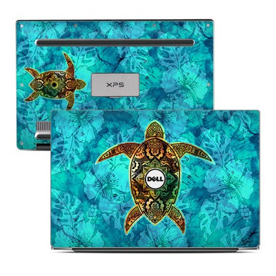 Dell XPS 13 Laptop Skin - Sacred Honu