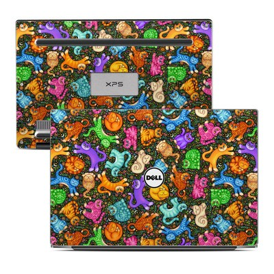 Dell XPS 13 (9343) Skin - Sew Catty