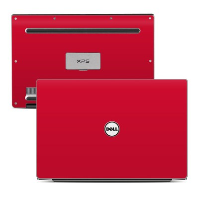 Dell XPS 13 (9343) Skin - Solid State Red