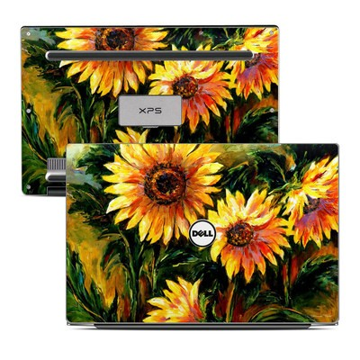 Dell XPS 13 (9343) Skin - Sunflower Sunshine