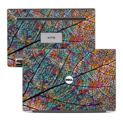 Dell XPS 13 (9343) Skin - Stained Aspen