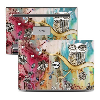 Dell XPS 13 Laptop Skin - Surreal Owl