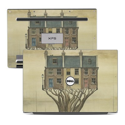 Dell XPS 13 Laptop Skin - Terraced Houses