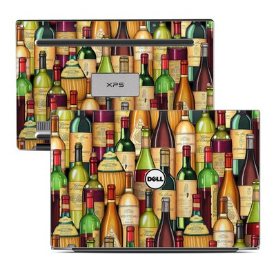 Dell XPS 13 (9343) Skin - Time For Wine
