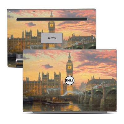 Dell XPS 13 Laptop Skin - Thomas Kinkades London