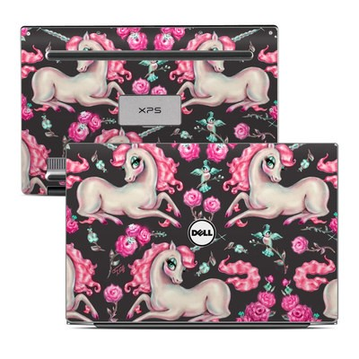 Dell XPS 13 (9343) Skin - Unicorns and Roses