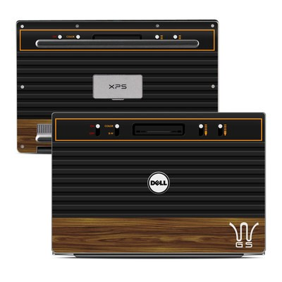Dell XPS 13 (9343) Skin - Wooden Gaming System